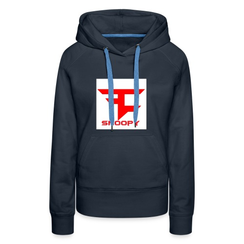 FaZe Snoopy phone cases and shirts - Women's Premium Hoodie