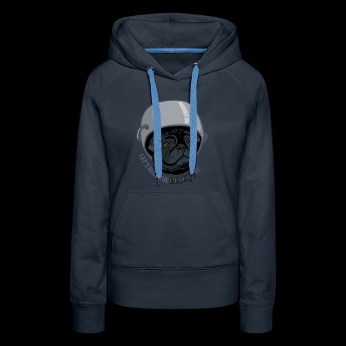 Rule the Galaxy - Women's Premium Hoodie