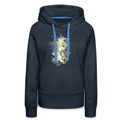 Make today amazing - Women's Premium Hoodie