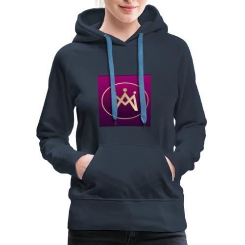 230crazy Logo - Women's Premium Hoodie