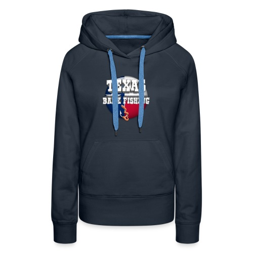 Texas Bank Fishing - Women's Premium Hoodie