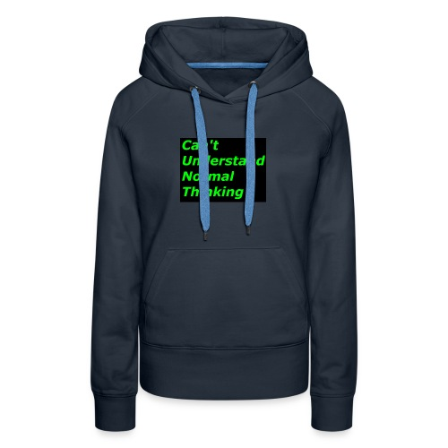 what C*** stands for - Women's Premium Hoodie