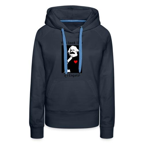 Marx_love_Shirt - Women's Premium Hoodie