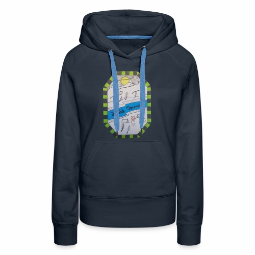 2nd position Squamish Hull - Women's Premium Hoodie