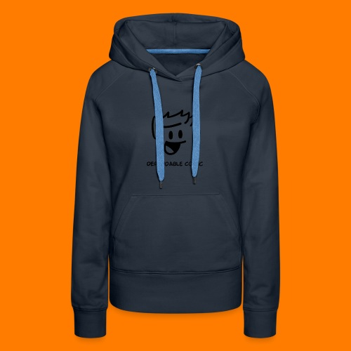 The Dependable guy - Women's Premium Hoodie