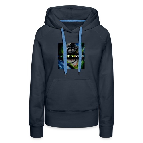 DJDEADSNAKE one of a kind sweatshirt - Women's Premium Hoodie