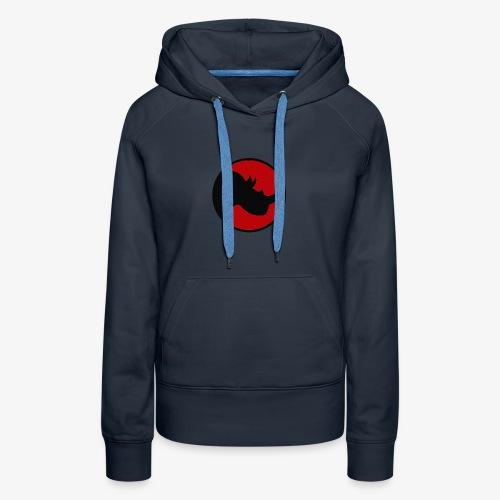 rhino logo - Women's Premium Hoodie