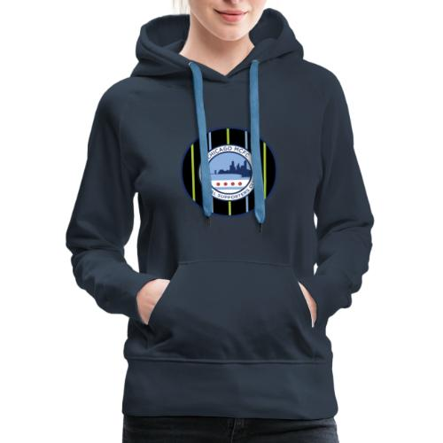 Chicago MCFC 2018/19 Away Badge - Women's Premium Hoodie