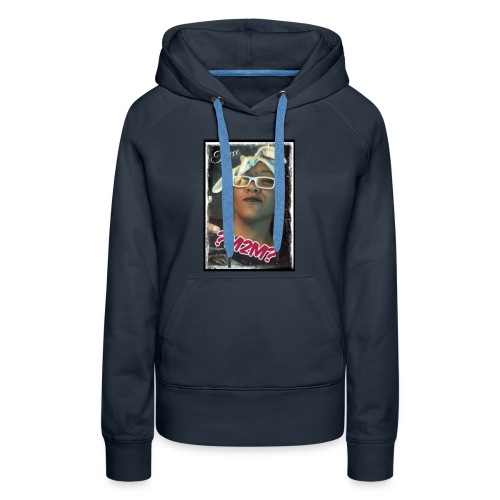 Plus Size - Support the movement by Treece ?M2M? - Women's Premium Hoodie