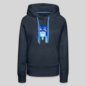 ALIENS WITH WIGS - #TeamMu - Women's Premium Hoodie