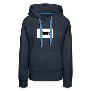 shone - Women's Premium Hoodie