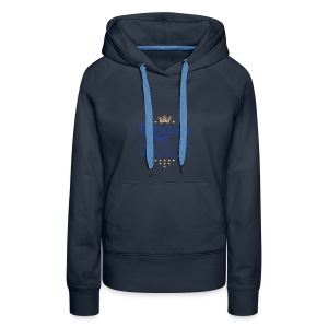 Queen of March 02 - Women's Premium Hoodie
