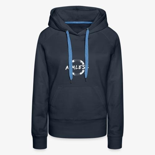 Aimless Clothing Logo - Women's Premium Hoodie