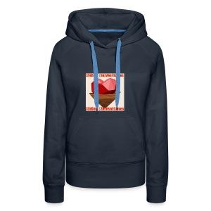 LifeBoat Custom Logo - Women's Premium Hoodie