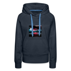 Colorful Sky - Women's Premium Hoodie