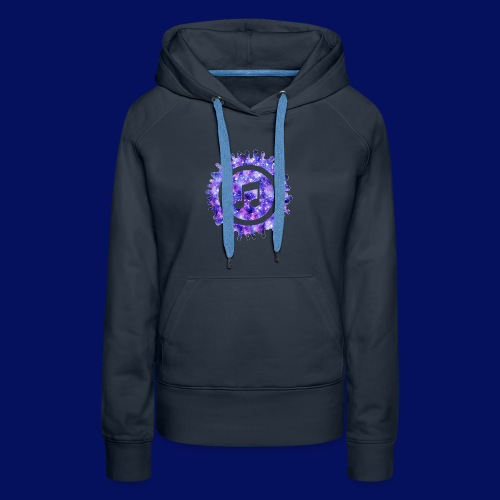 Galaxy Music Design - Women's Premium Hoodie