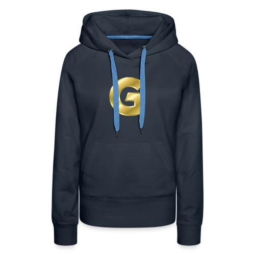 Golden G - Women's Premium Hoodie