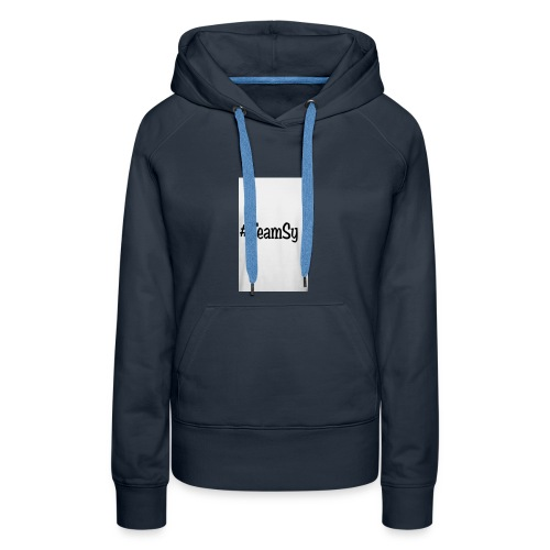 #TeamSy - Women's Premium Hoodie