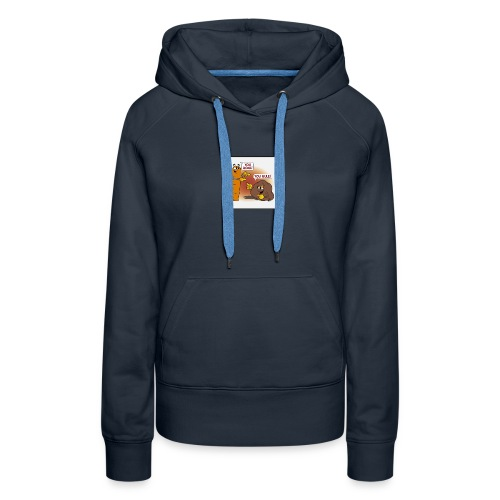 Rock And Ruler - Women's Premium Hoodie