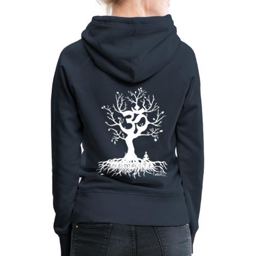 OHM TREE - Women's Premium Hoodie