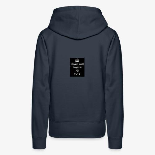 Official Lovelie Fam Merch!!! - Women's Premium Hoodie