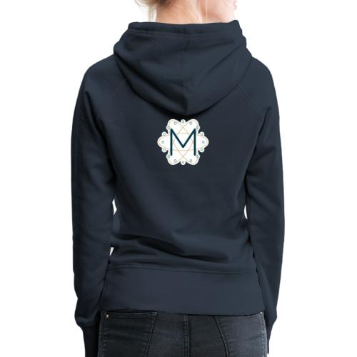 Macca's Tech Logo - Women's Premium Hoodie