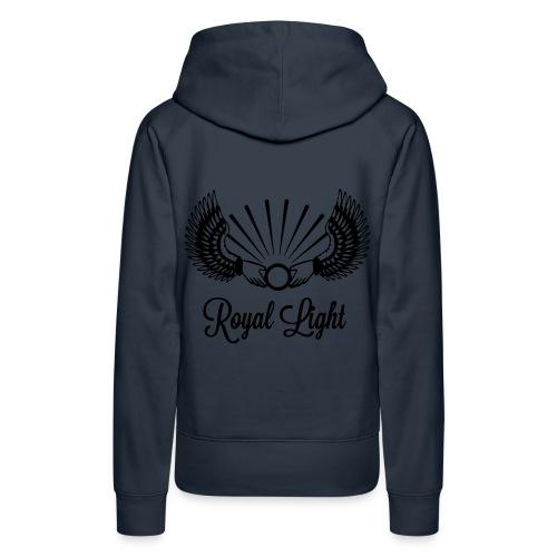 Royal Light - Women's Premium Hoodie
