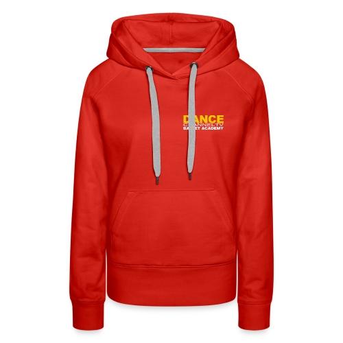 Dance Channel TV Logo - Women's Premium Hoodie
