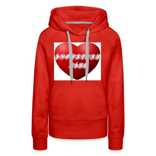 valentine ever - Women's Premium Hoodie