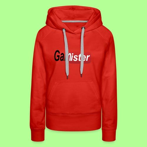 gamister_shirt_design_6 - Women's Premium Hoodie