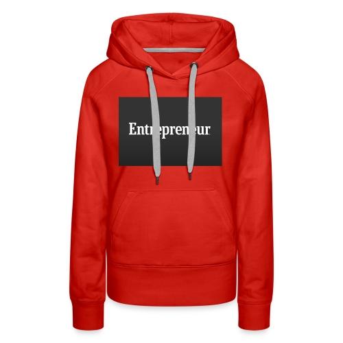 Entrepreneur - Women's Premium Hoodie