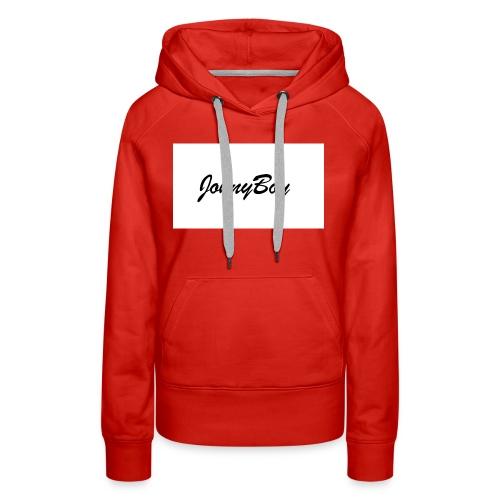 JohnyBoy - Women's Premium Hoodie