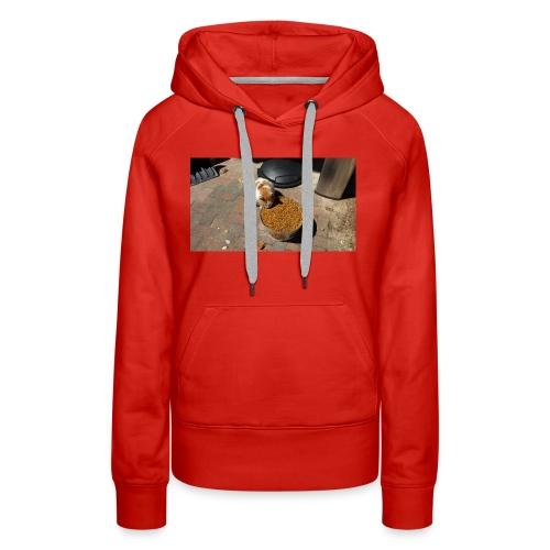 Hungry cat - Women's Premium Hoodie