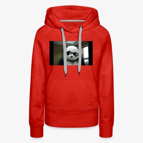 mlg panda - Women's Premium Hoodie