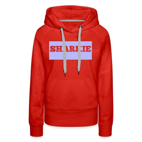 CUSTOM SHARKIE MERCH - Women's Premium Hoodie