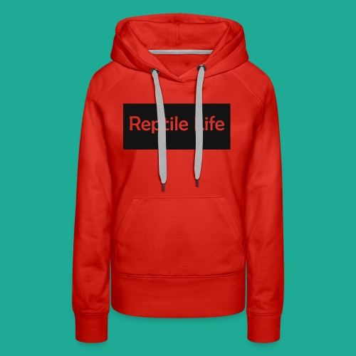 Reptile Life - Women's Premium Hoodie