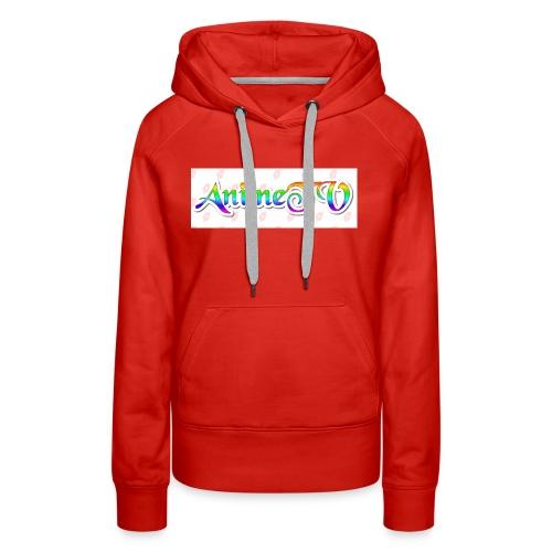 AnimeTV Fan T-Shirt - Women's Premium Hoodie