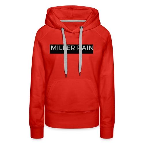 MillerRain - Women's Premium Hoodie