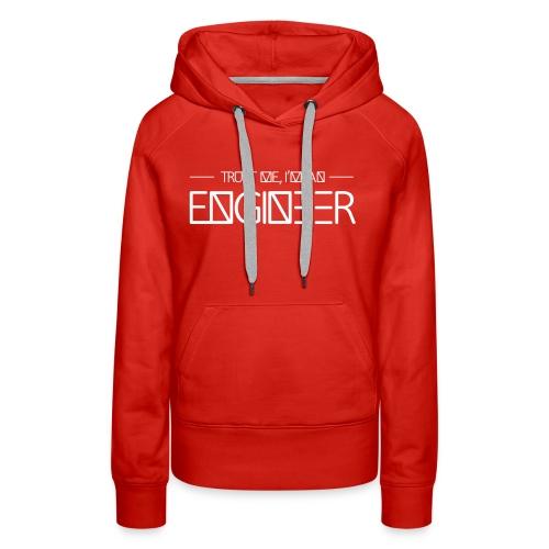 tust_me_-_engineer - Women's Premium Hoodie