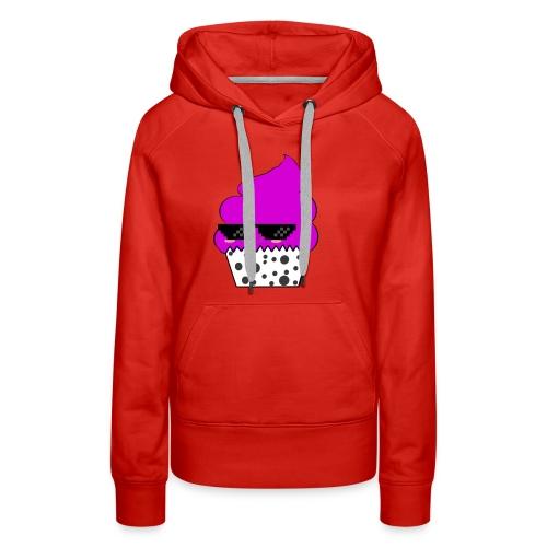 Thug Life Cupcake - Women's Premium Hoodie