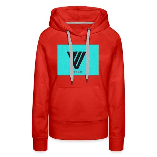 Virgo : Color - Women's Premium Hoodie