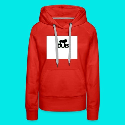 DuB Lion - Women's Premium Hoodie