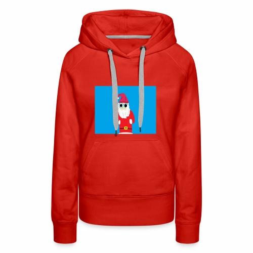 Santa Zachary - Women's Premium Hoodie
