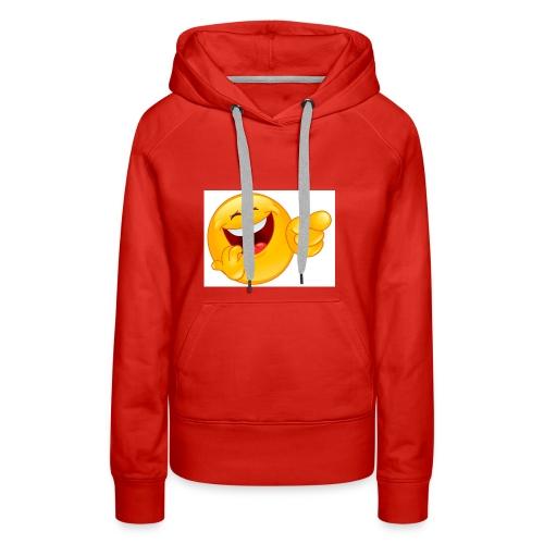 emoticon - Women's Premium Hoodie