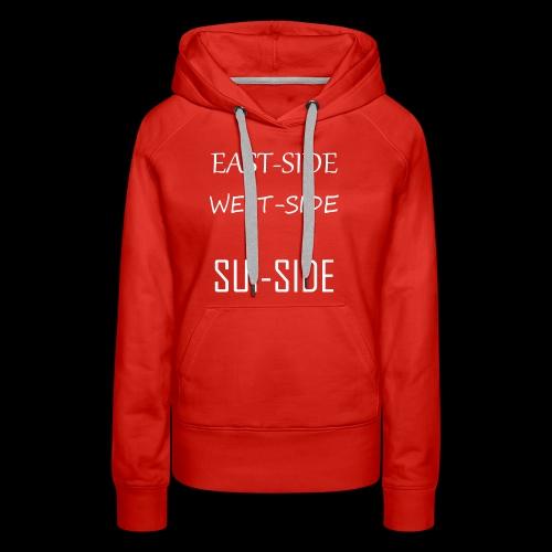 Suicide - Women's Premium Hoodie