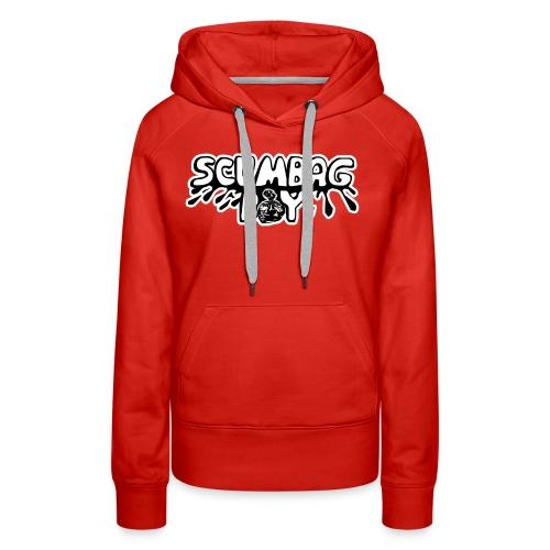 Scumbag Boy - Women's Premium Hoodie