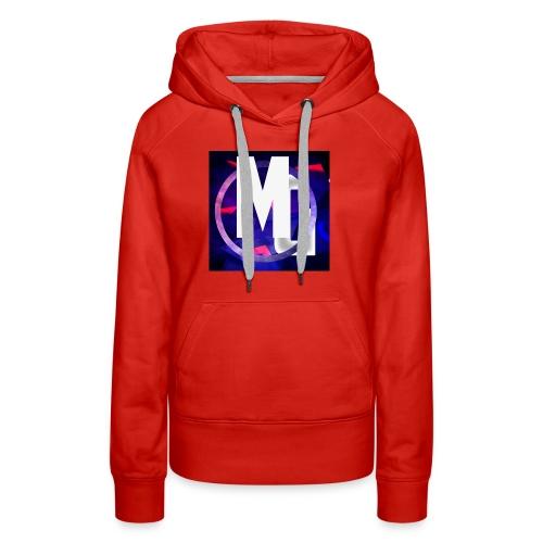 MoneyGamer Logo - Women's Premium Hoodie