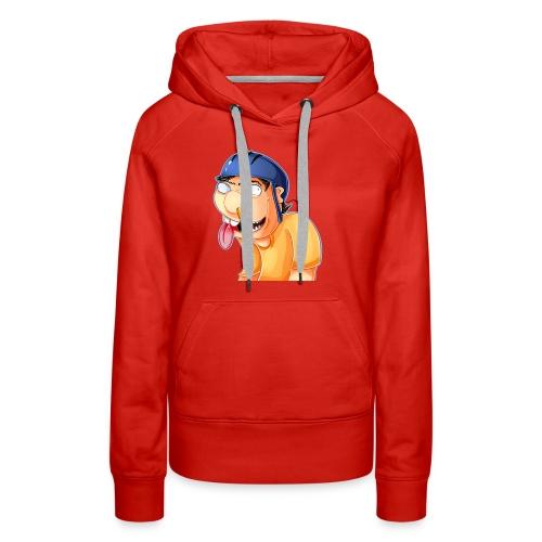 jeffy clipart - Women's Premium Hoodie