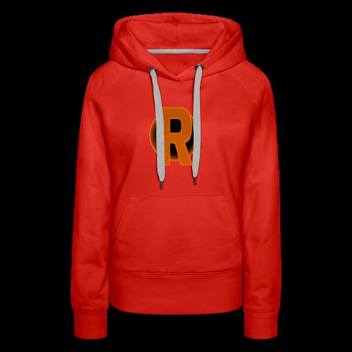 cmdr rithwald logo - Women's Premium Hoodie
