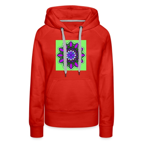 flower of love - Women's Premium Hoodie
